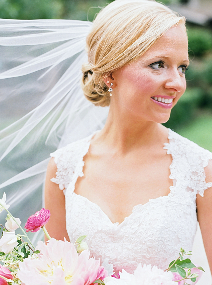 Aldredge House Bridal Session