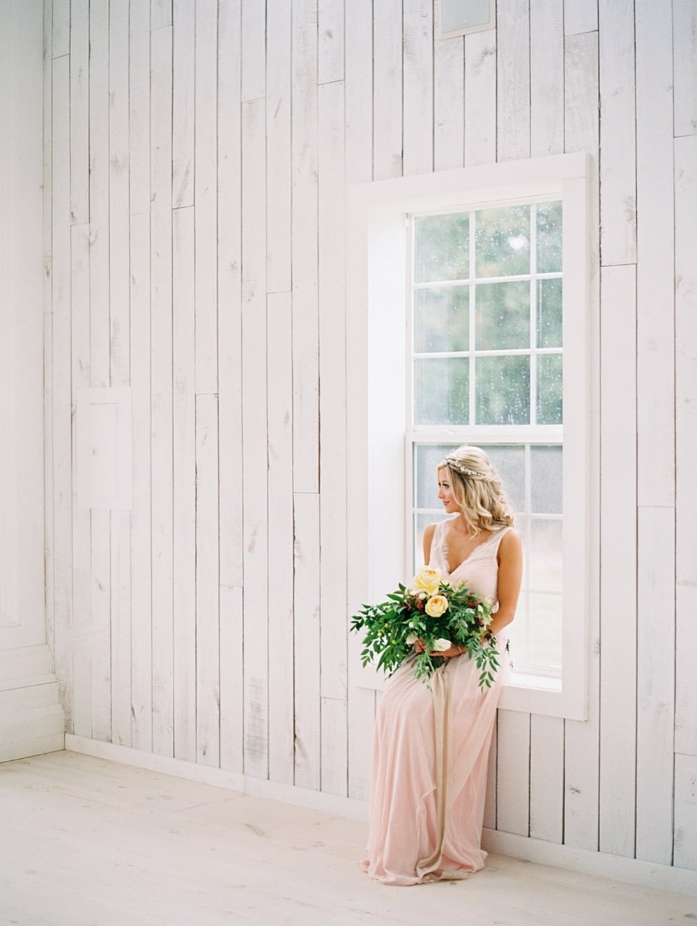 White Sparrow Barn Wedding Photography