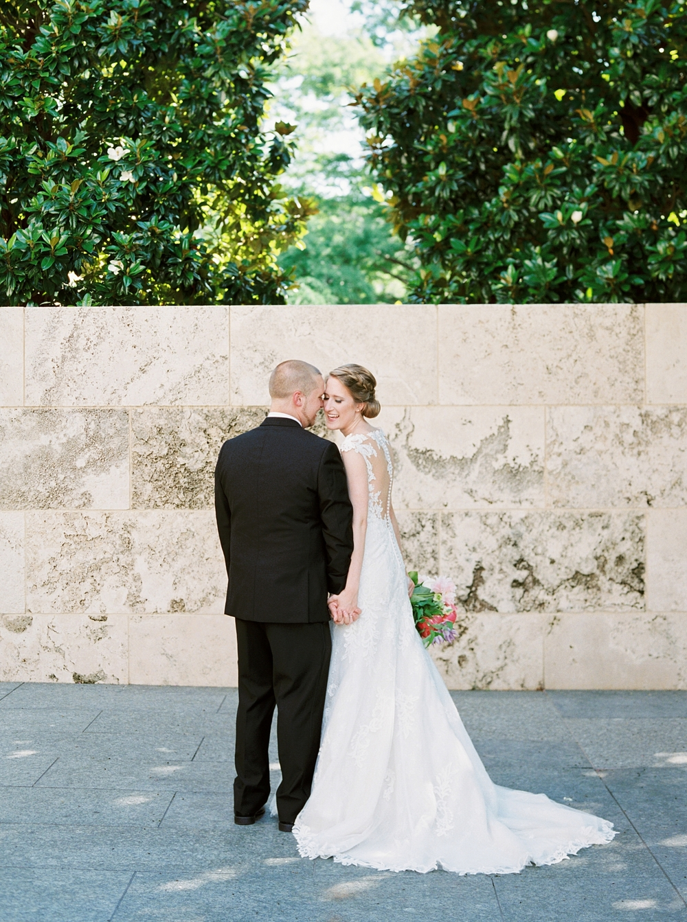 Nasher Sculpture Wedding Photography