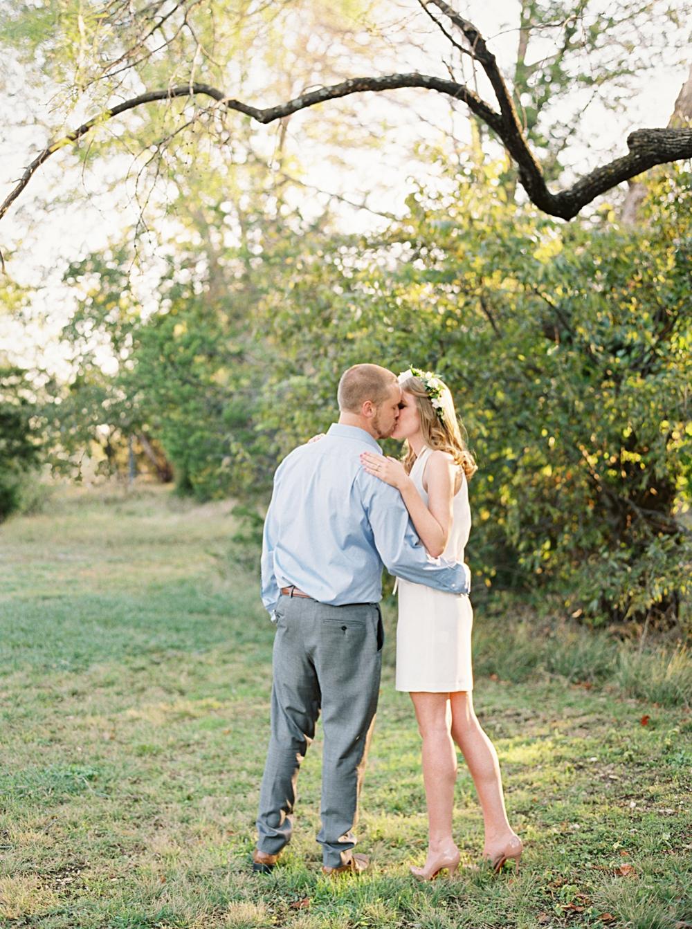 Cedar Hill Park Engagement Session