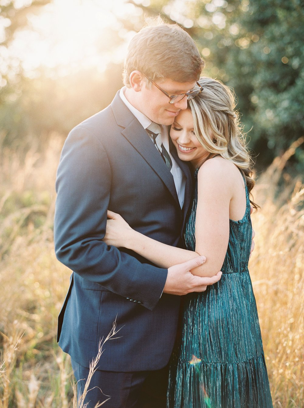 Brazos Bend Engagement Session