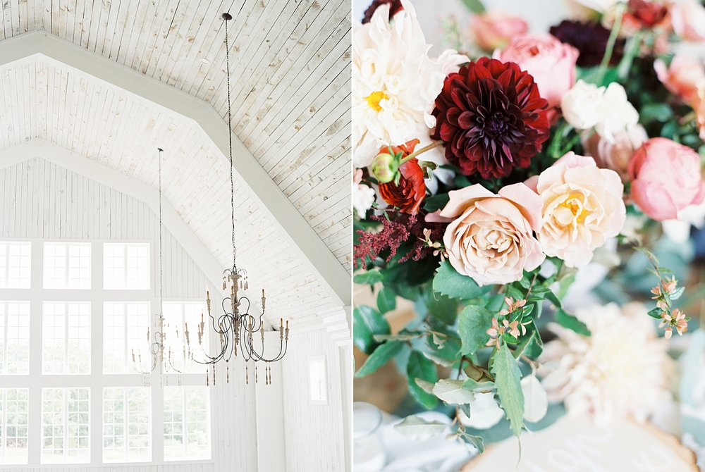 White Sparrow Barn Wedding