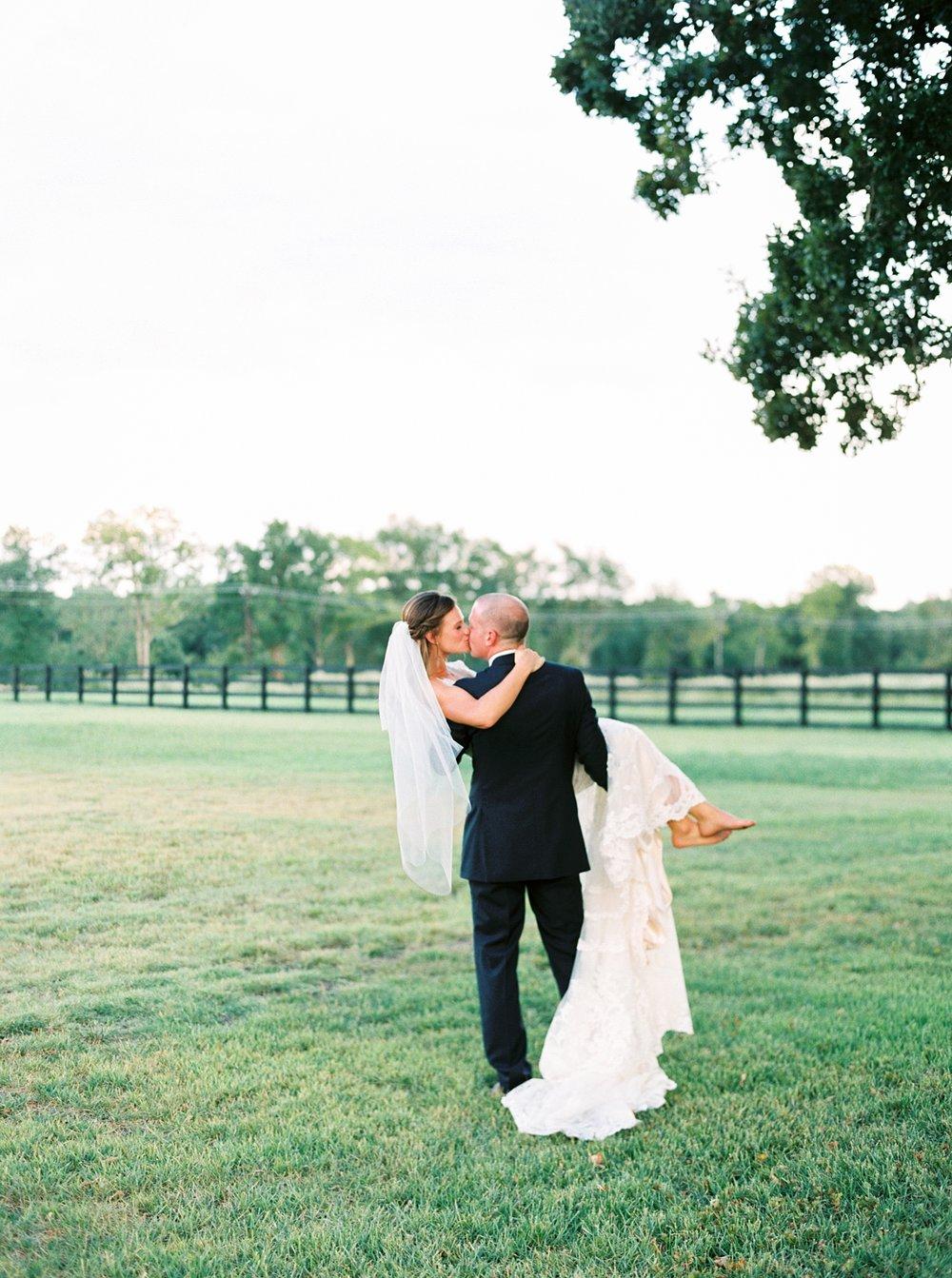 White Sparrow Barn Wedding