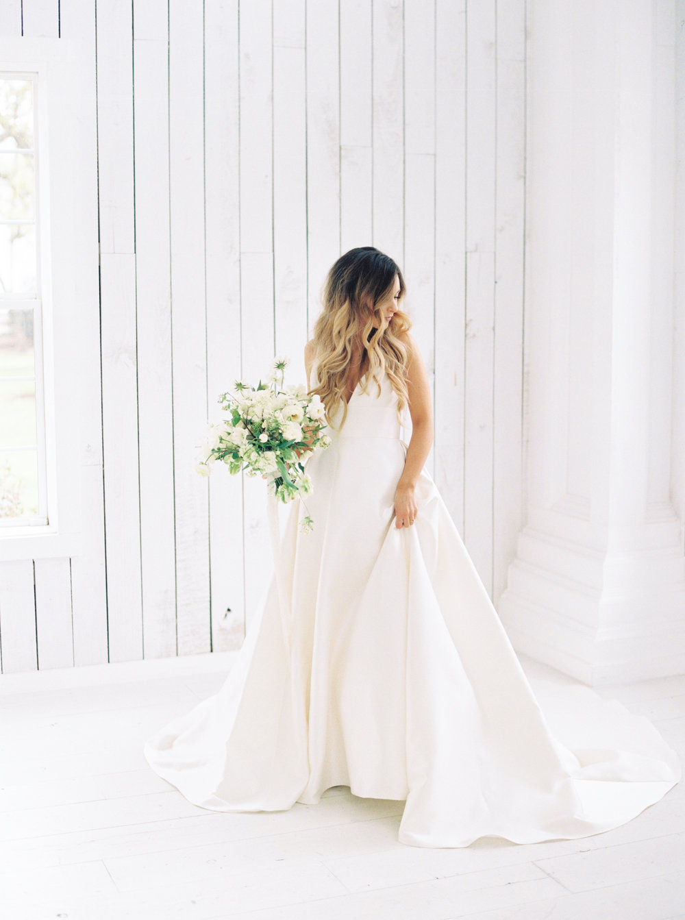 White Sparrow Barn Bridals