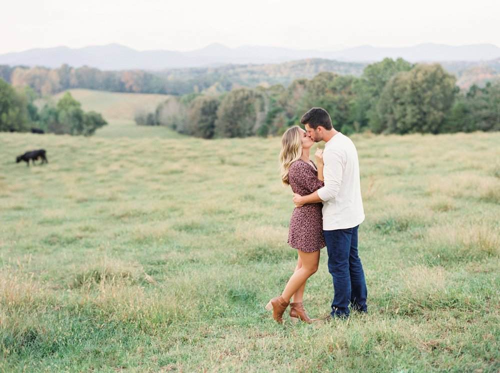 North Georgia Couples Session