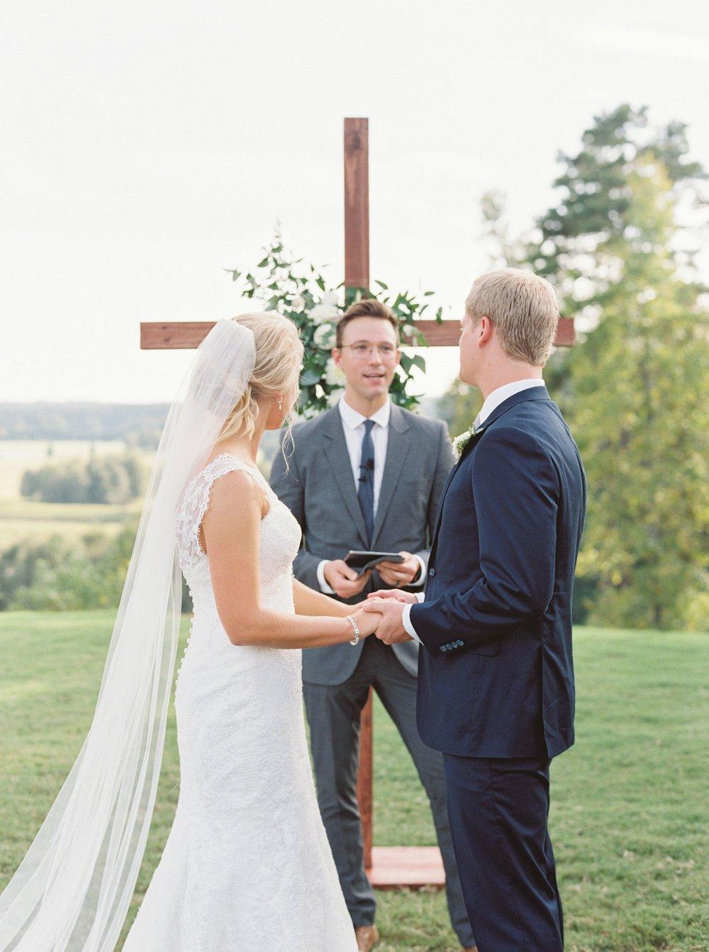 Foxhall Legacy Lookout Resort Wedding