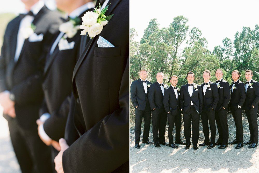 Dove Ridge Vineyard Wedding