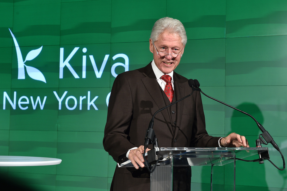 Photo by Larry Busacca/Getty Images for Kiva