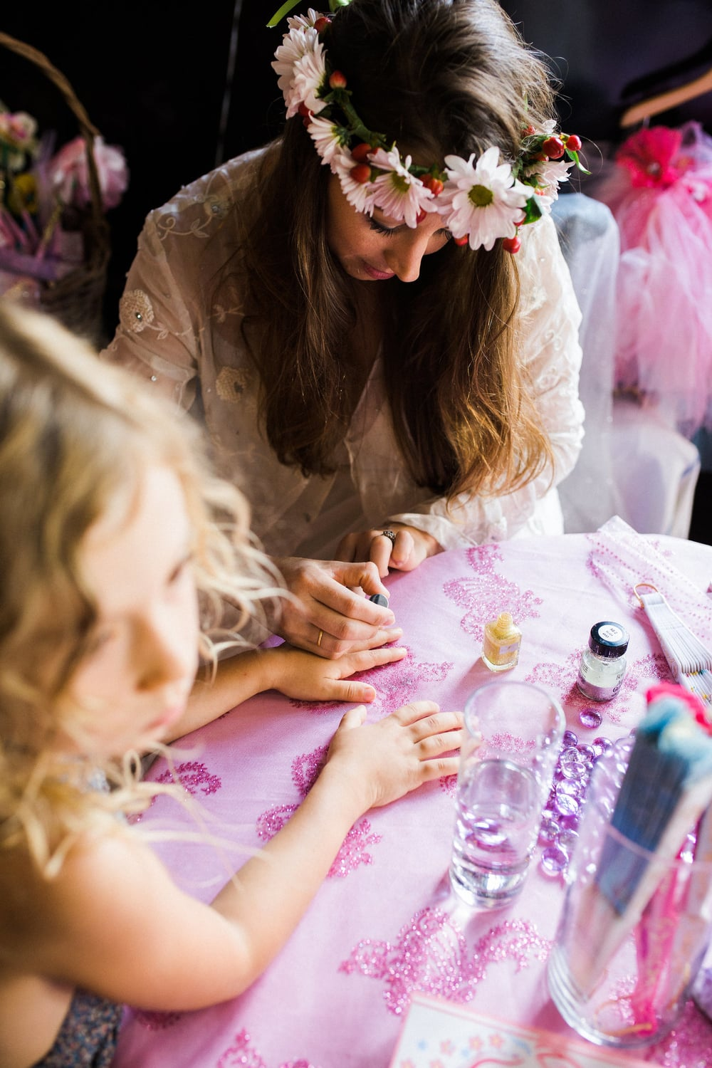 Fairy Fun! The ShopUp is more than just a shopping event.