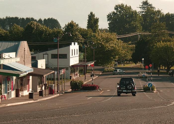 Main Street, Te Kauwhata