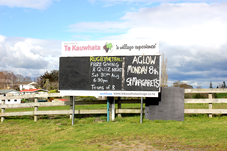 What's on in Te Kauwhata