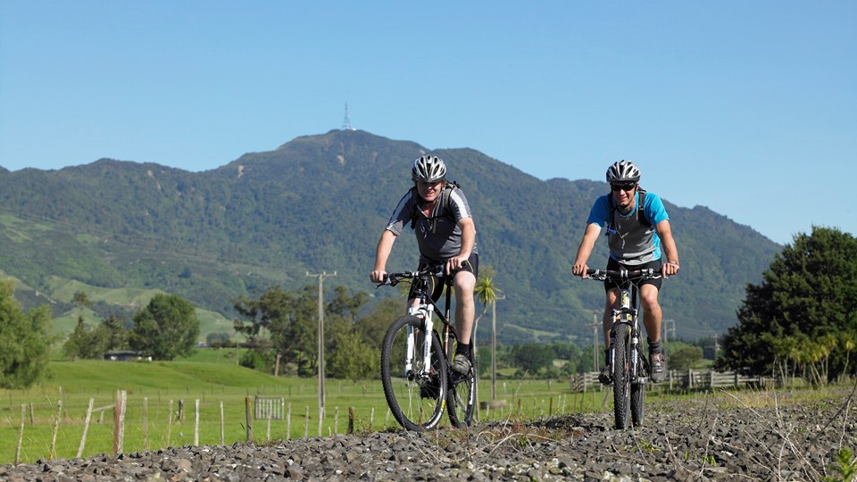 Cycling - Laid-back riders and family groups will love the sights of the Hauraki Rail Trail and the back country adventure of the Timber Trail, while the rugged Waikato River Trails offer excitement for serious mountain bikers and families of intermediate riding ability.
