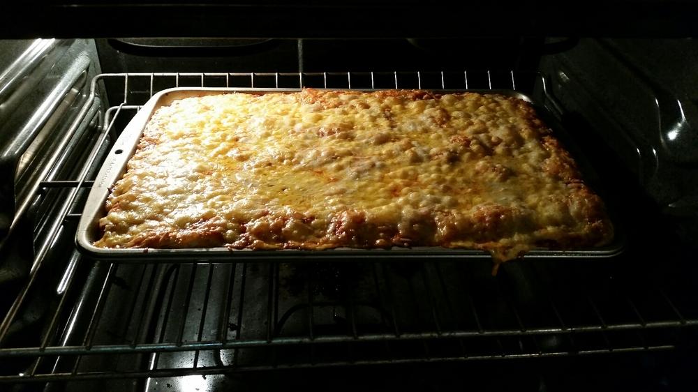 2/365 - Nana Rosie's Homemade Sicilian Pizza