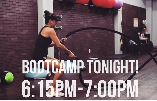 Join our Women's Bootcamp class. Free first class pass this week 💪🏼Circuits are appropriate for all levels and our coach does a great job at helping you push through an energetic 45minutes or class. See you tonight and Thursday, 6:15pm-7pm. $12 drop in or $100 for a 10 class Pass. Claim your free class pass online or show up to class 5min ahead. #womensbootcamp #womensfitness #womenshealth