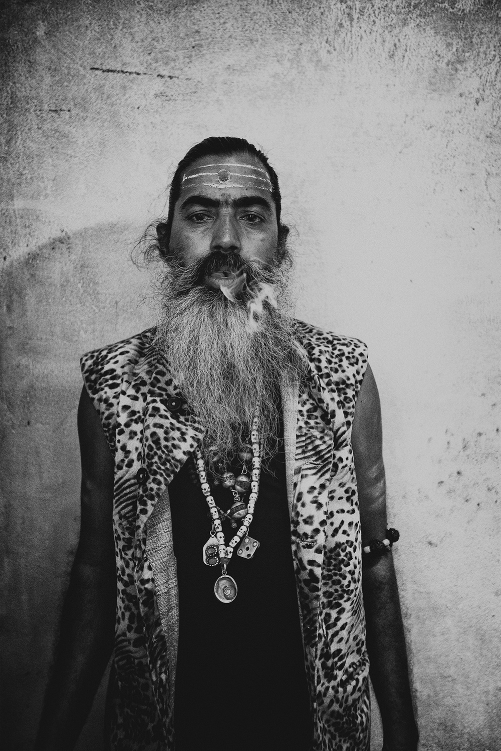 Moradi Baba, Varanasi, India                                                                   photo copyright : Russell Shakespeare