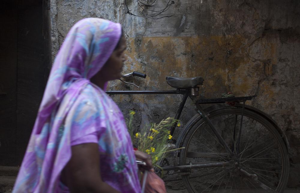 """"""" Varanasi, India""""  photo copyright : Russell Shakespeare 2015"""