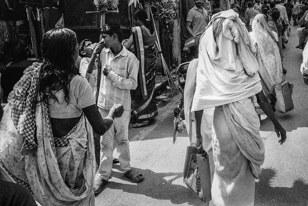 """Varanasi, India""                   photo copyright :  Russell Shakespeare 2015"