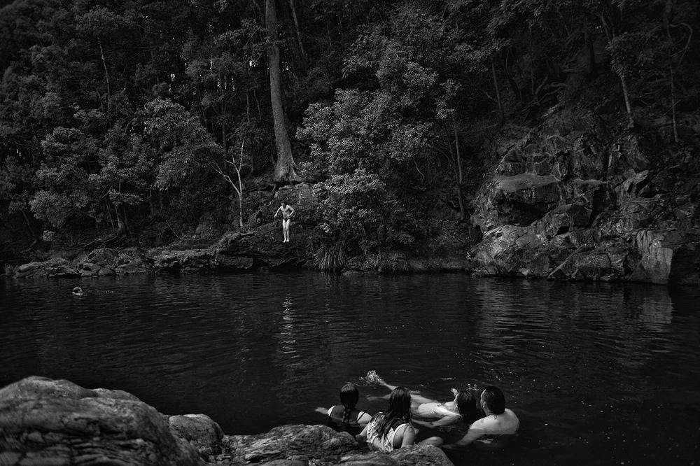 """Currumbin Valley Rock Pool""       photo copyright : Russell Shakespeare 2015"