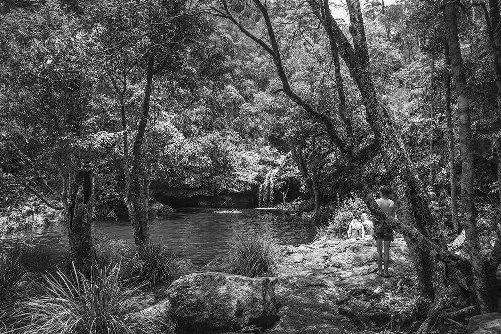 """Rock Pools, Sunshine Coast""  photo copyright : Russell Shakespeare 2015"