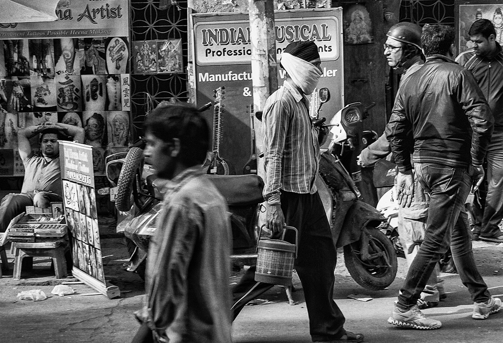 """Paharganj, Delhi""    photo copyright : Russell Shakespeare 2015"