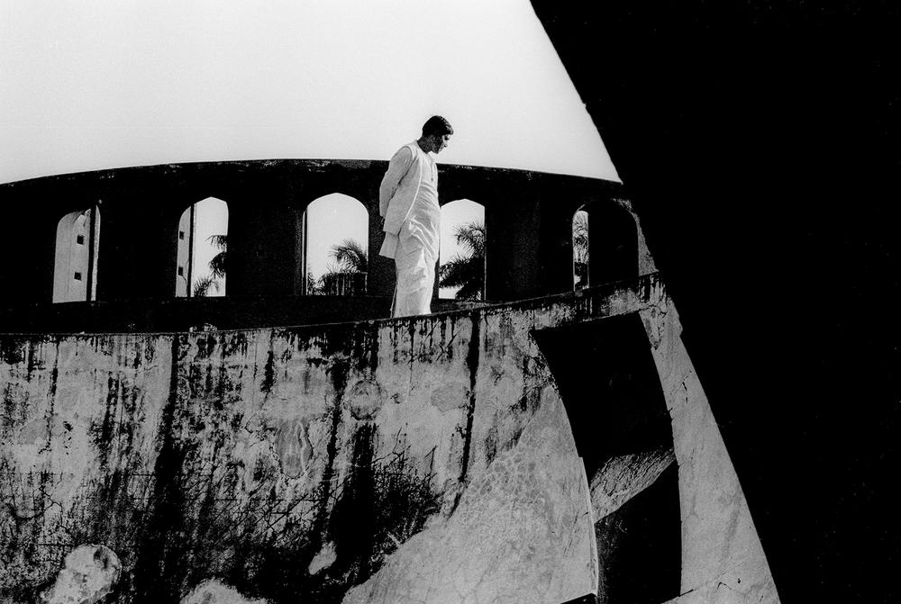 """New Delhi, India""                                     ©Russell Shakespeare"