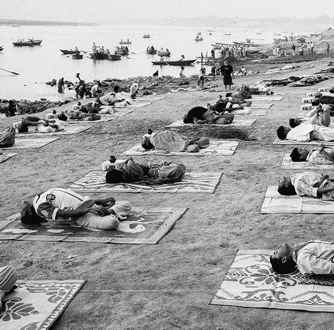 """""""Kedar Ghat, Varanasi""""                        © Russell Shakespeare"""