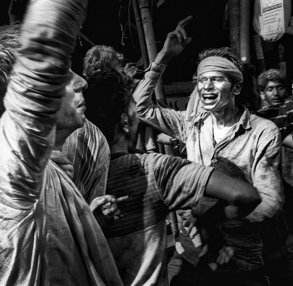 Holi Festival Varanasi   © Russell Shakespeare 2015