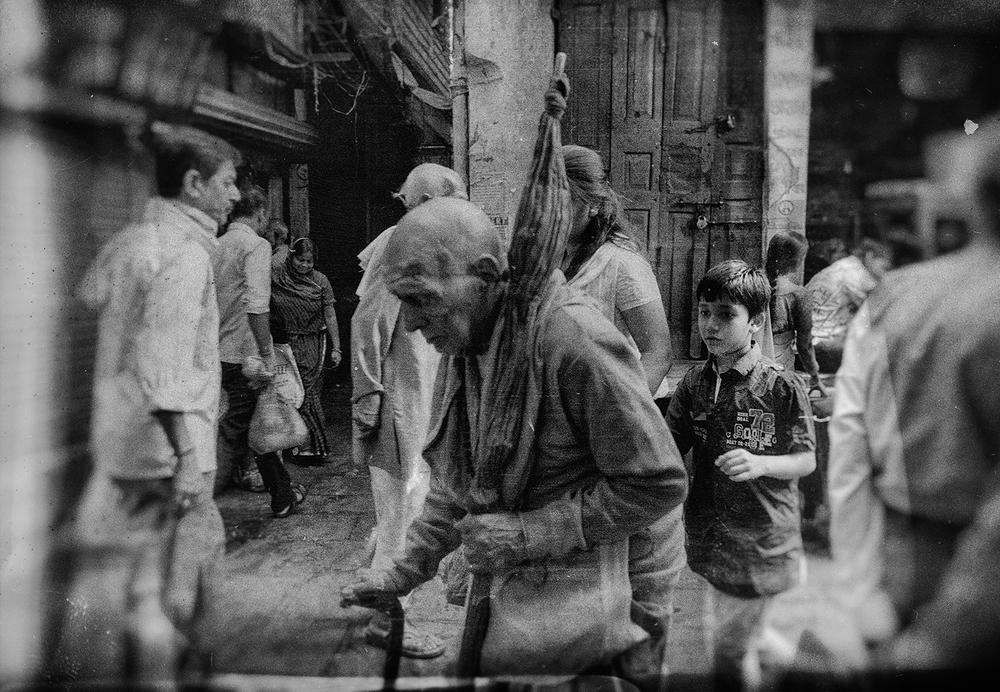 Varanasi, India                               ©Russell Shakespeare 2016