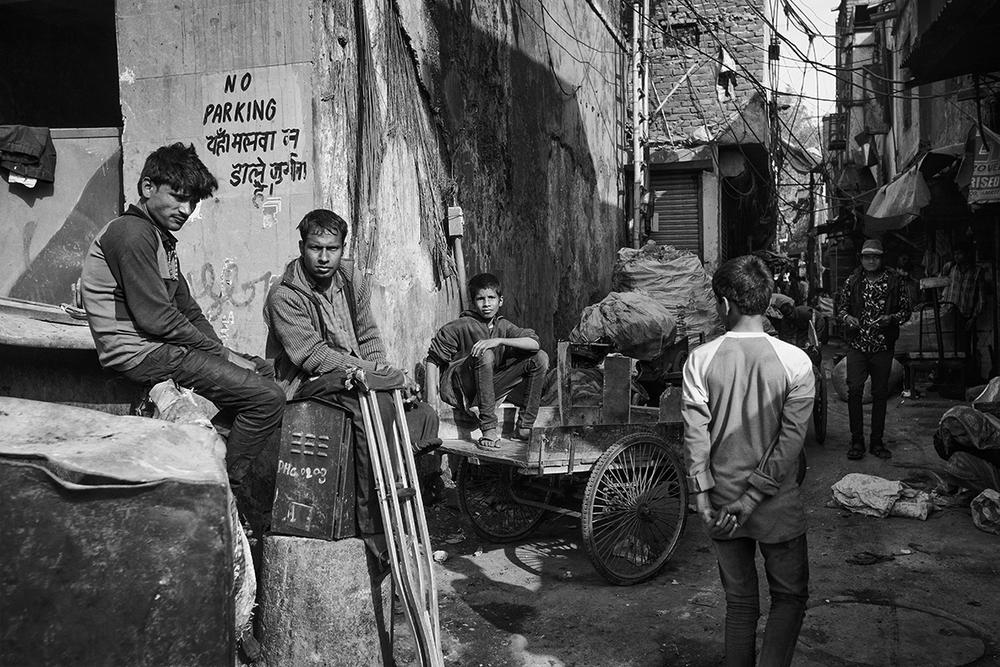"""Delhi, India""                                © Russell Shakespeare 2015"