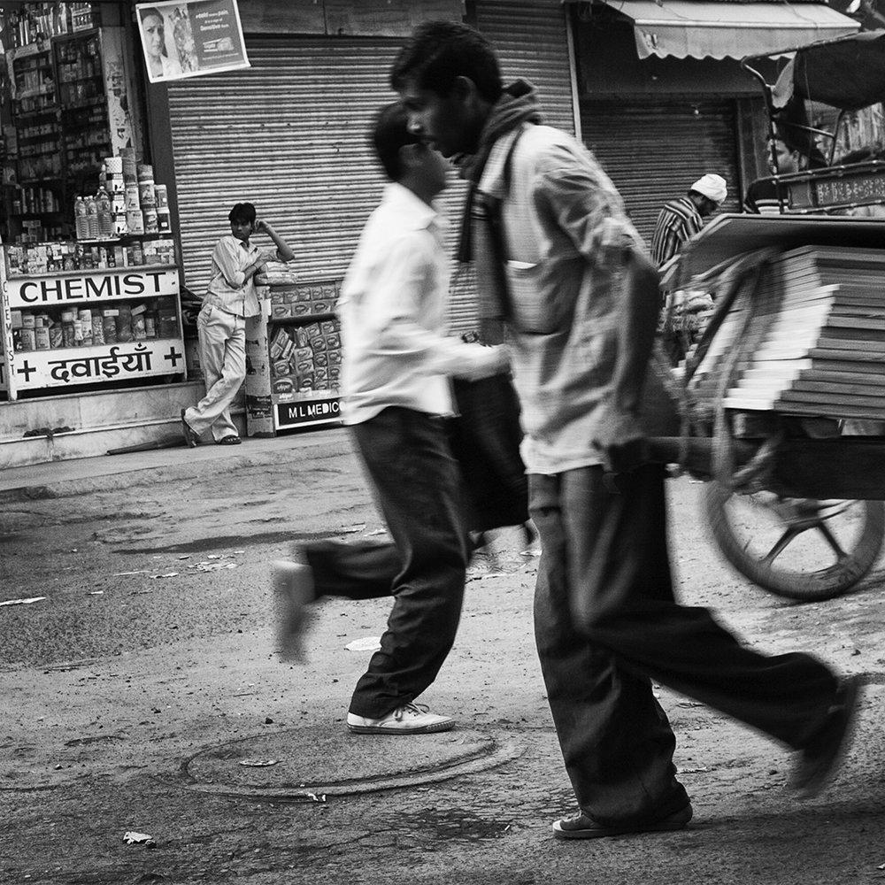 """""""Delhi""""                                               © Russell Shakespeare 2015"""