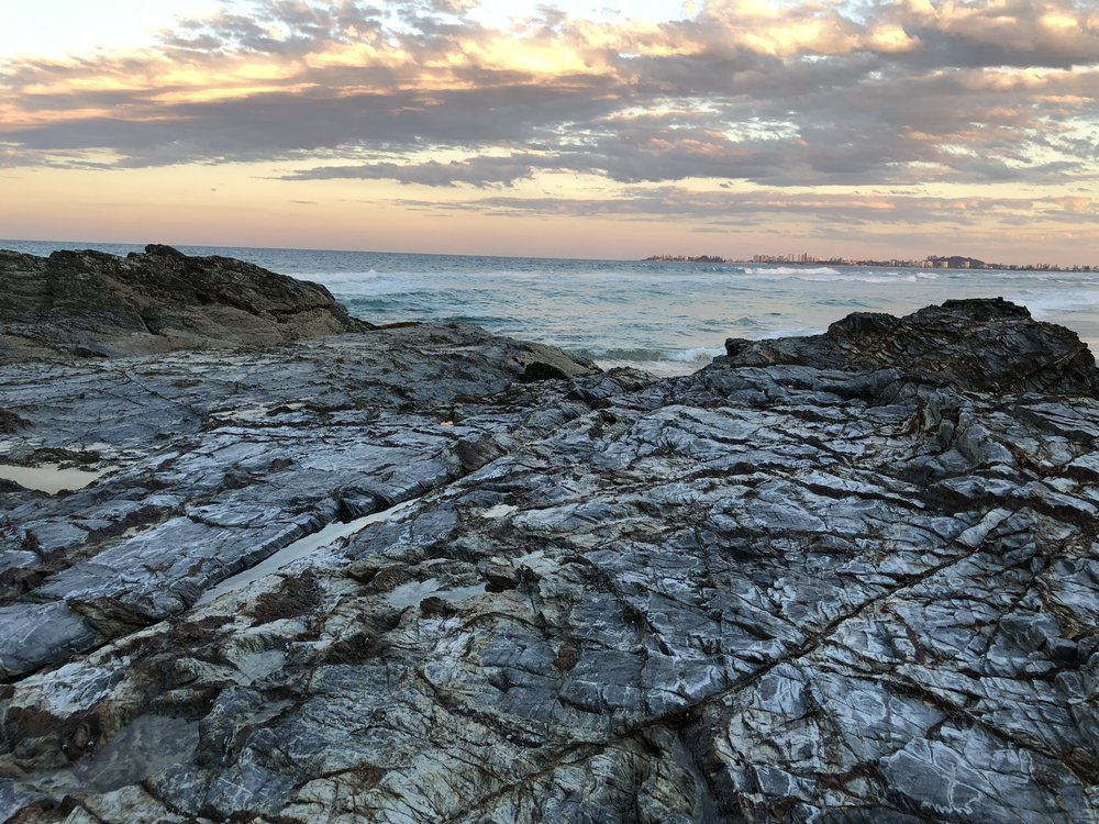 I love this place, Currumbin, Qld. Australia                     © Russell Shakespeare 2018