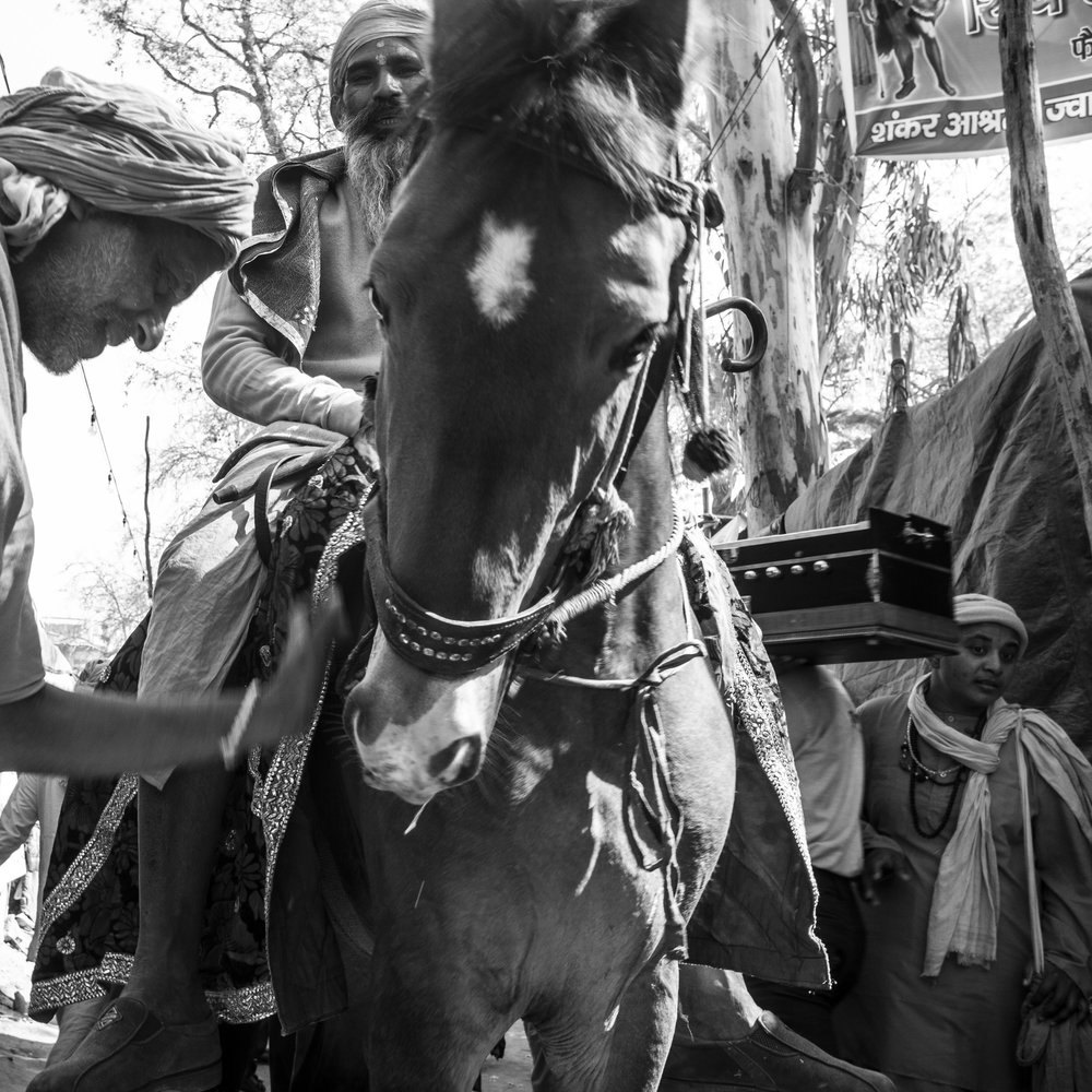 """"""" Haridwar, India""""                                         © Russell Shakespeare 2018"""