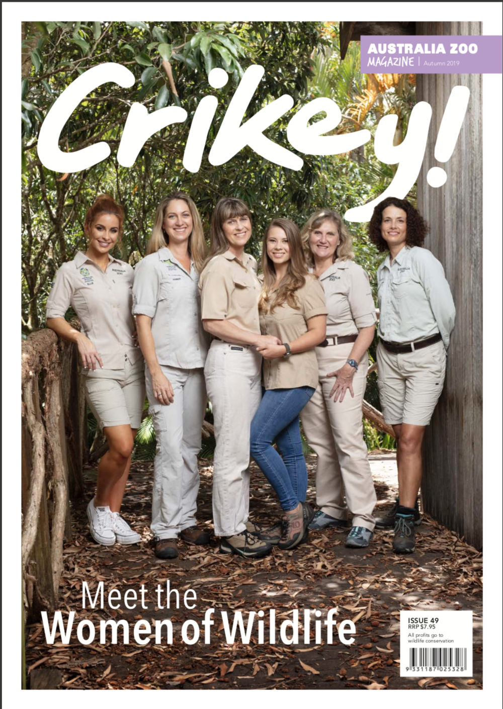 Issue #49 of Crikey Magazine                                                                                              © Russell Shakespeare 2019