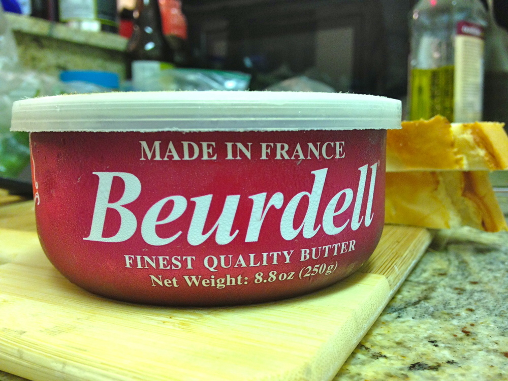 Beurdell French Butter