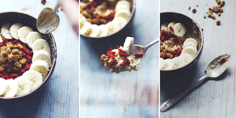 Super Superfoods Oats by  @brewinghappiness