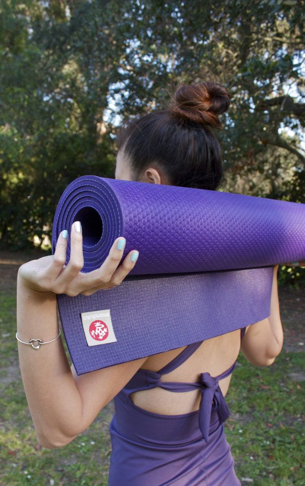 Manduka and mika yoga wear