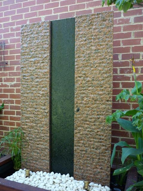 Melbourne Garden water feature