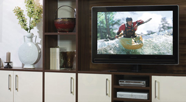 Television storage