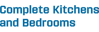 Complete Kitchens and Bedrooms Congleton
