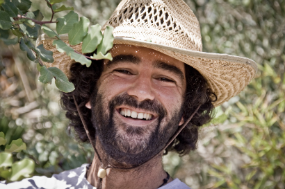 Peppi Gauci - Founder of the Bahrija Oasis and Permaculture Malta
