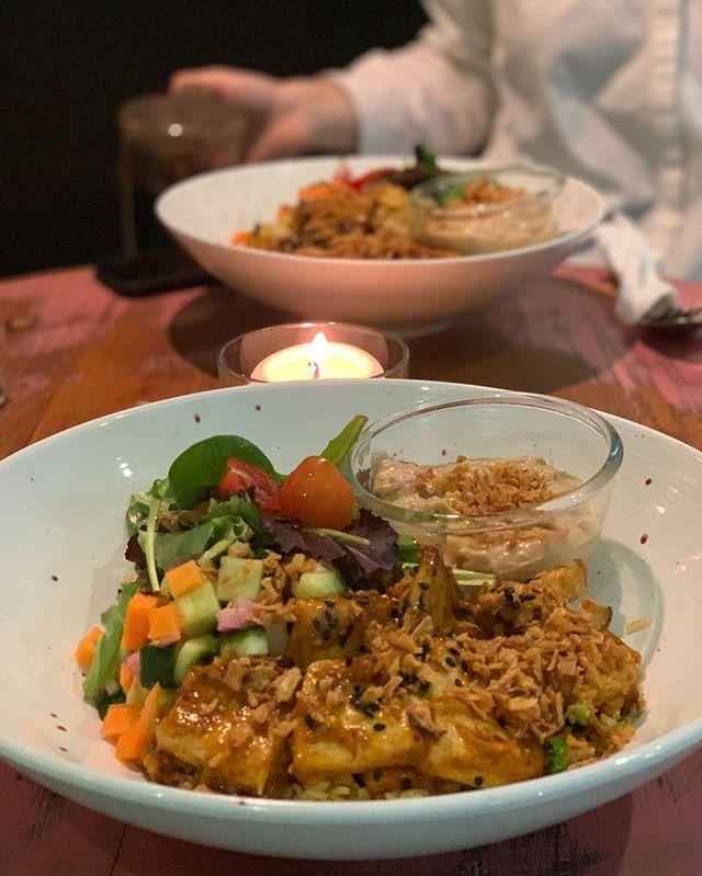 Sambal goreng tofu....Indonesian style on the menu tonight 👊🏼👊🏼👊🏼
