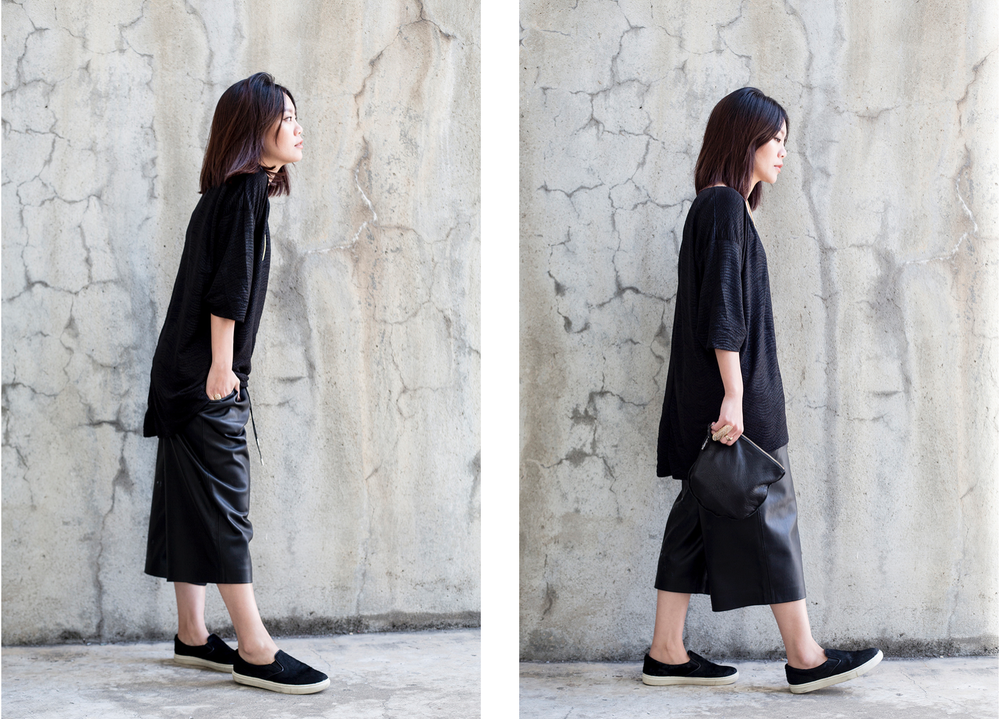Outfit | Black Is The New Black