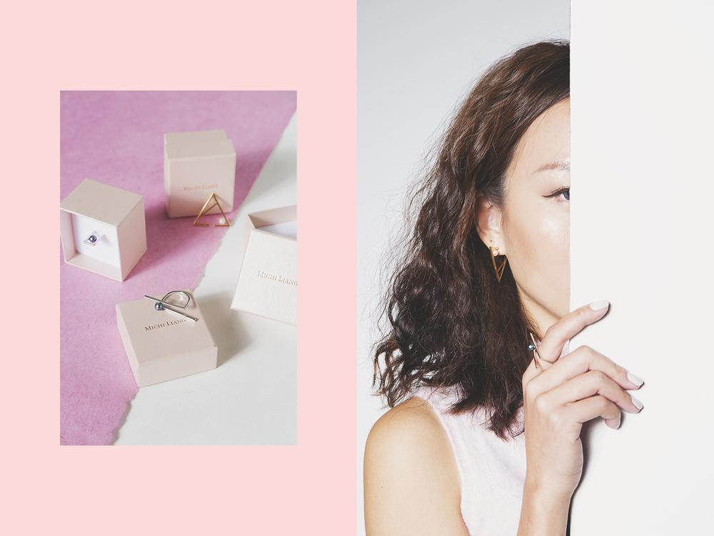 Michi Liang  Jewelry