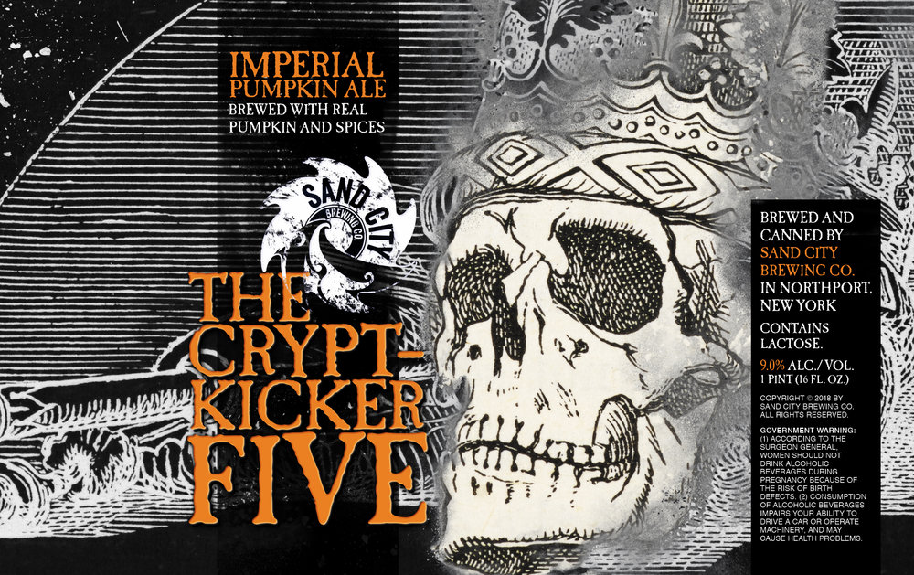 THE CRYPT-KICKER FIVE