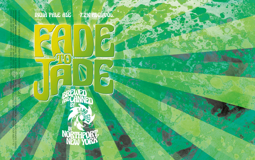 FADE TO JADE