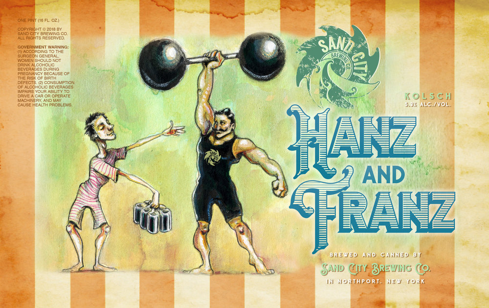 HANS AND FRANZ