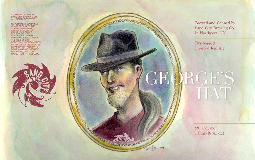 GEORGE'S HAT