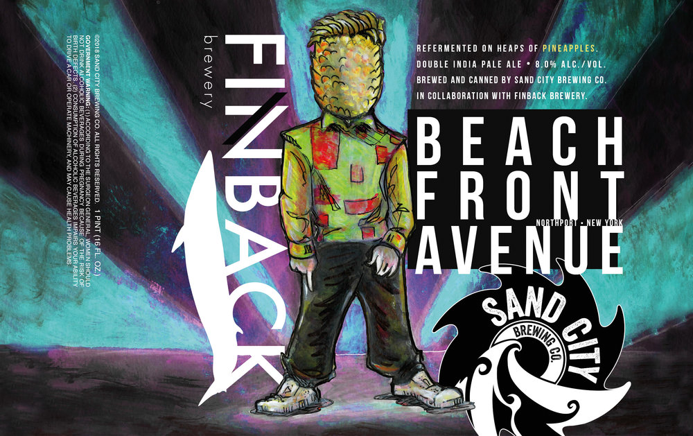 BEACH FRONT AVENUE