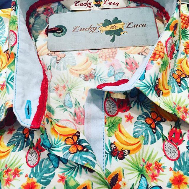 #spring #fruity #luckydeluca #bluse #boutiquemadeleine