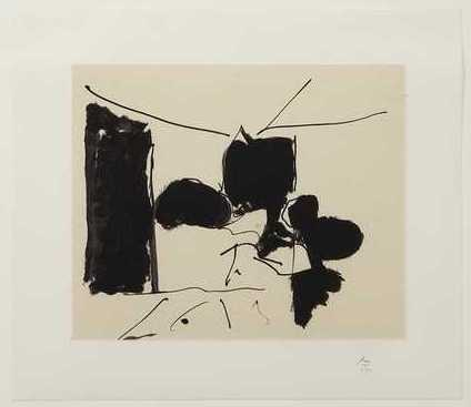Robert Motherwell,  Untitled (Paris Review)